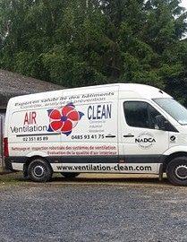 camionette air clean